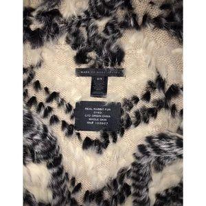 Marc By Marc Jacobs Other - Marc By Marc Jacobs Rabbit Fur Vest